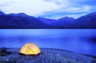 Ремонт палатки