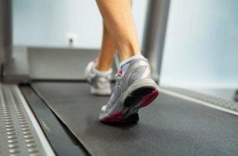 Безопасность занятий спортом на беговой дорожке