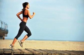 Чем полезен бег - полезные свойства бега