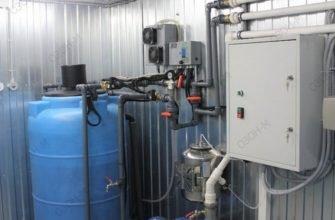 Озон как средство интенсивной очистки воды