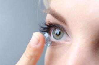 Распространенные мифы о вреде контактных линз