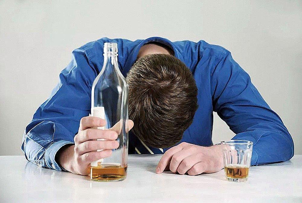 Алкоголизм как форма проклятия