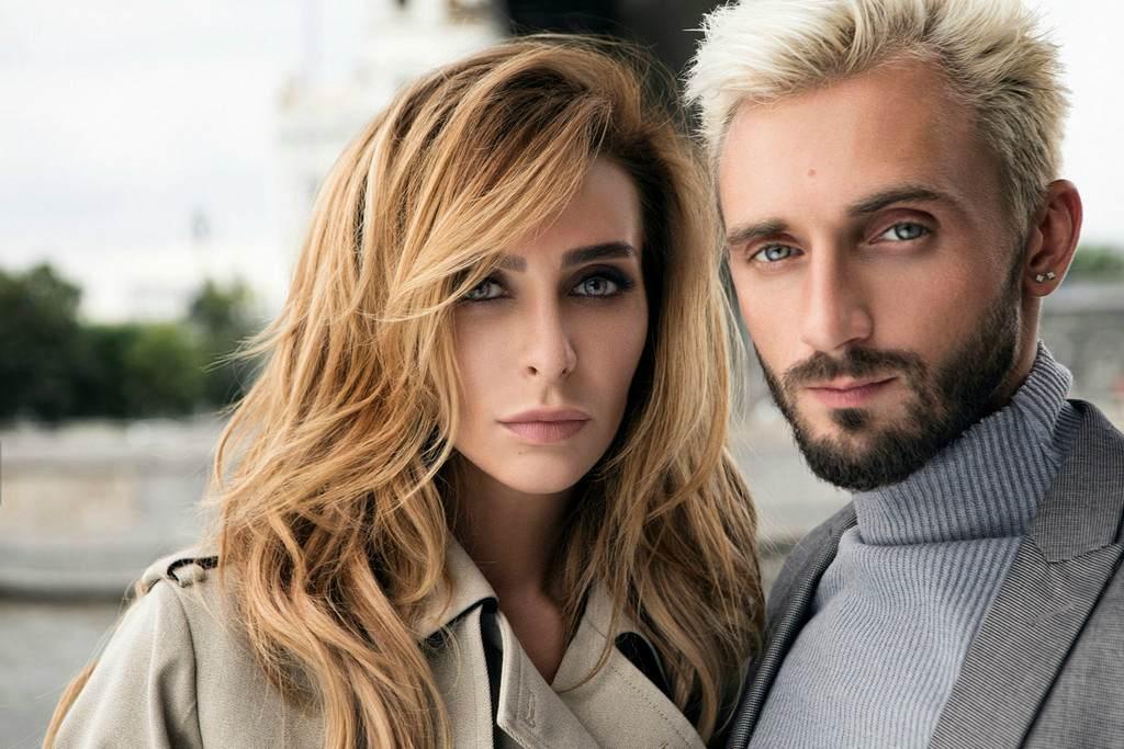 Екатерина Варнава с МякиньковымКонстантином