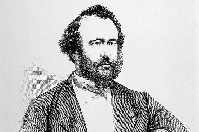 Адольф Сакс изобрел саксофон