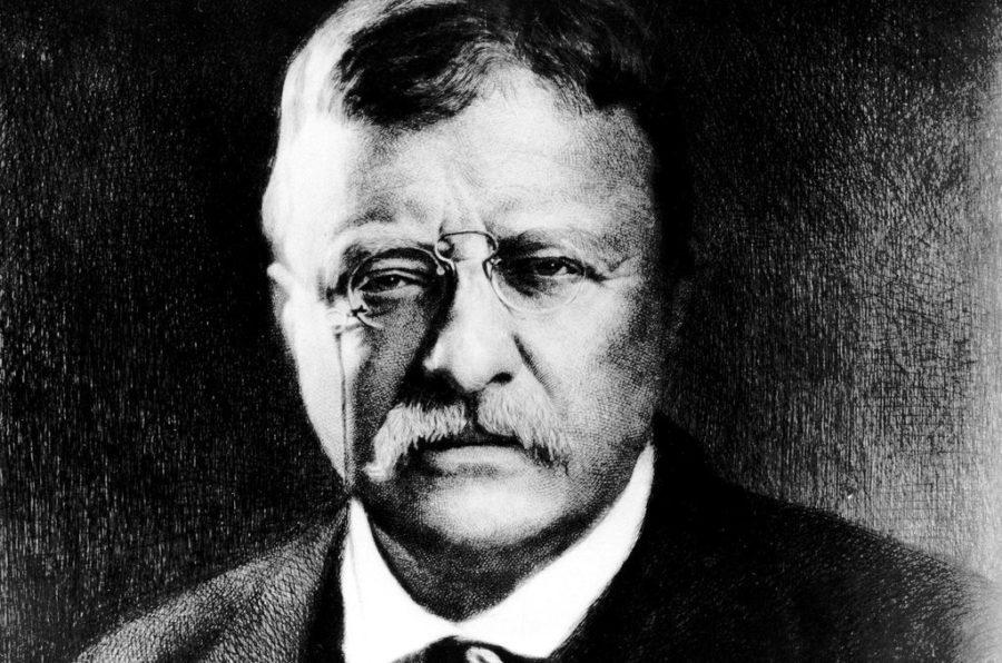 Теодор Рузвельт президент
