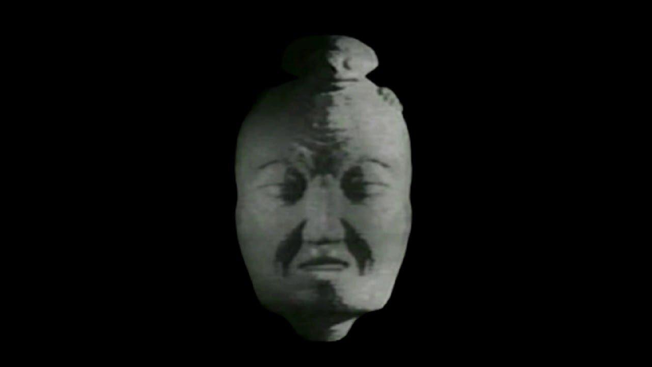 Лицо на заставке компании Вид