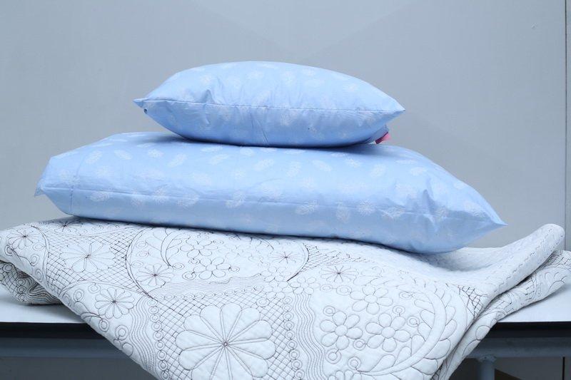 Подушки и перины