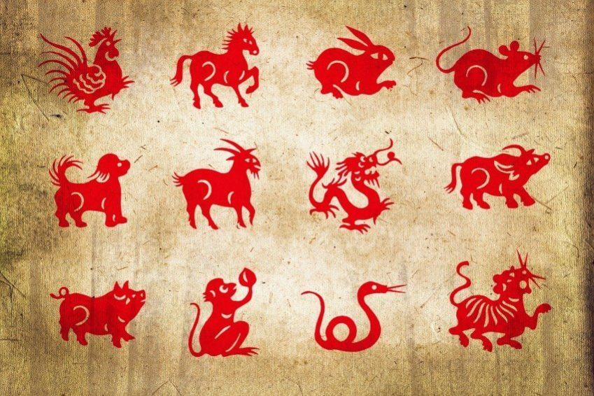 Животные в китайском календаре