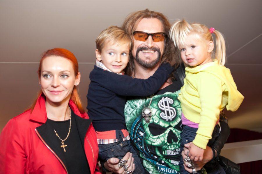 Джигурда и его дети