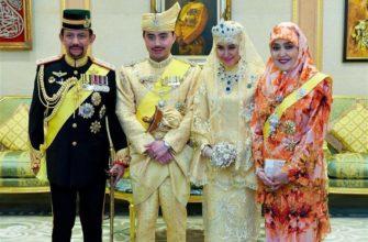 Роскошные и дорогие свадьбы