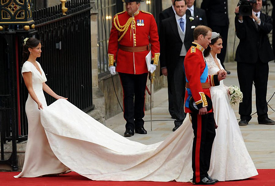 Свадьба принца Вильяма и Кейт Мидлтон