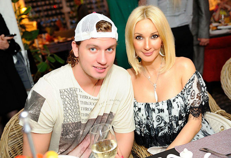 Лера Кудрявцева и ее первый муж