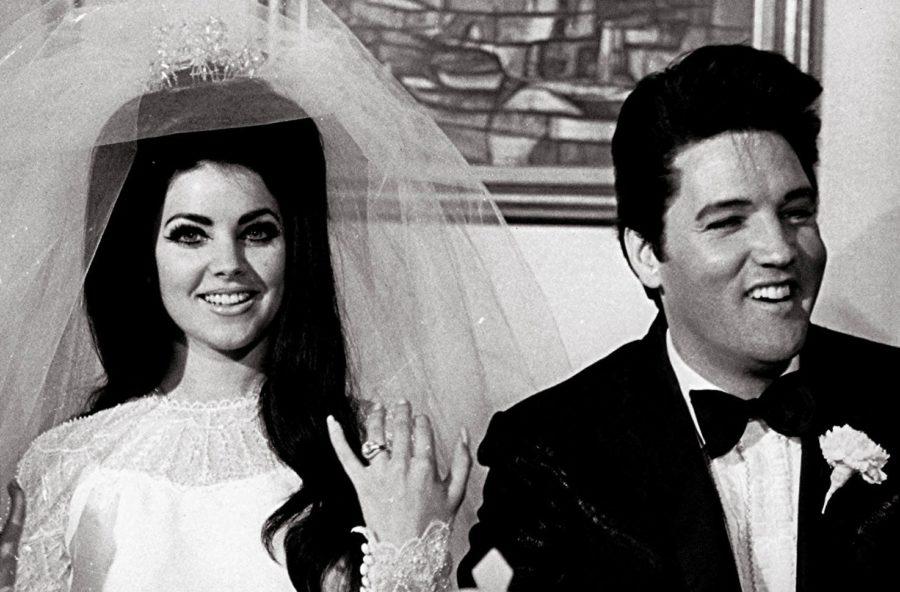 Элвис и Присцилла Пресли