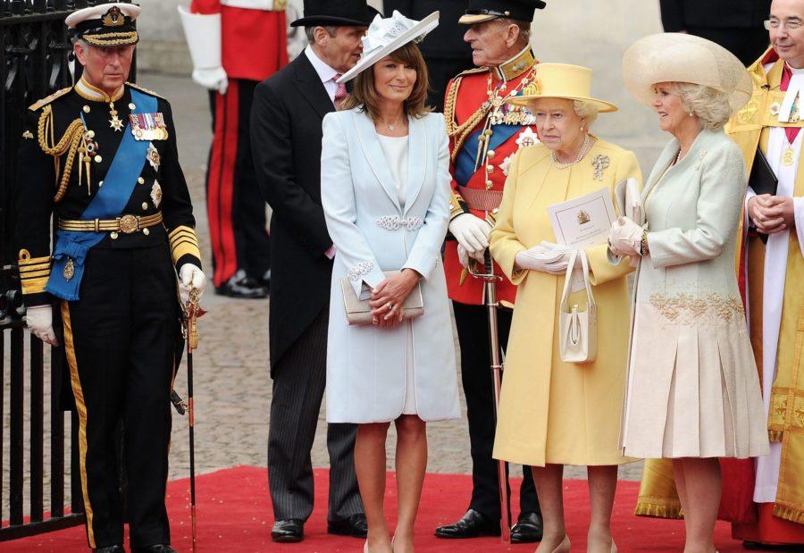Женщины из королевской семьи