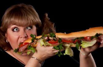 Девушка отказавшаяся от вегетарианства