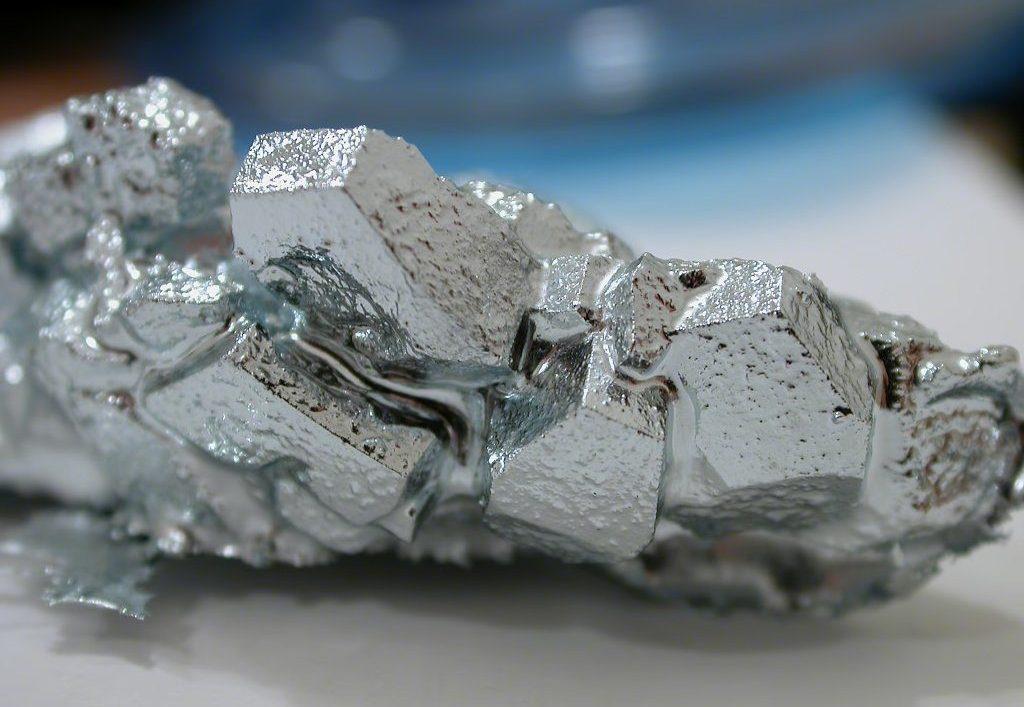 Галлий металл