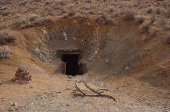 Туннель в пустыне