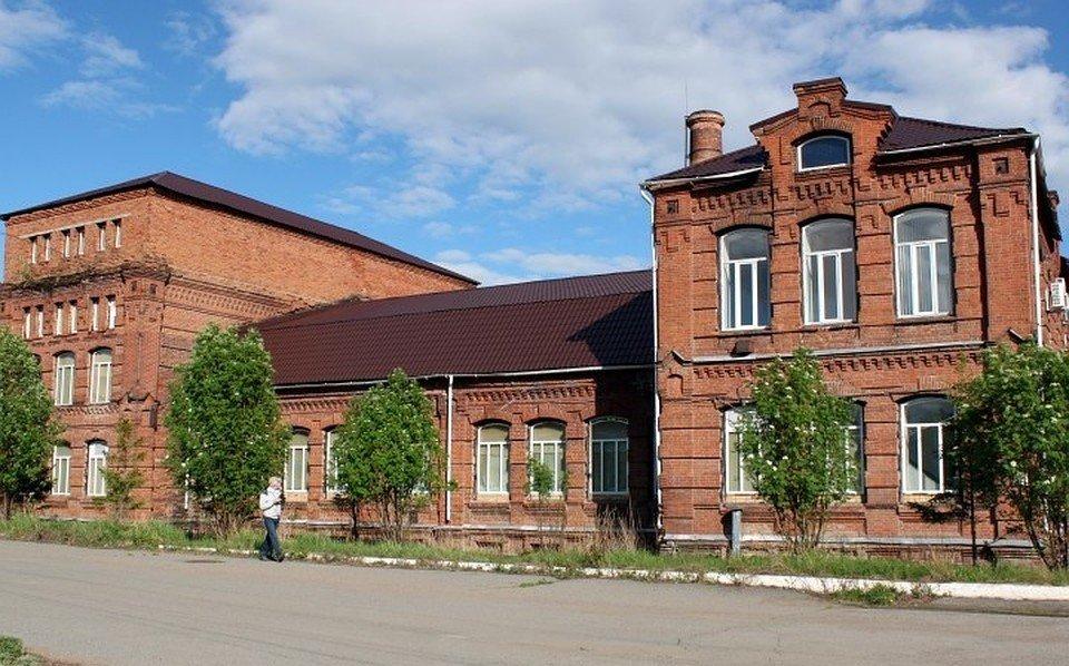 Завод по производству алкоголя в Верхнеуральске