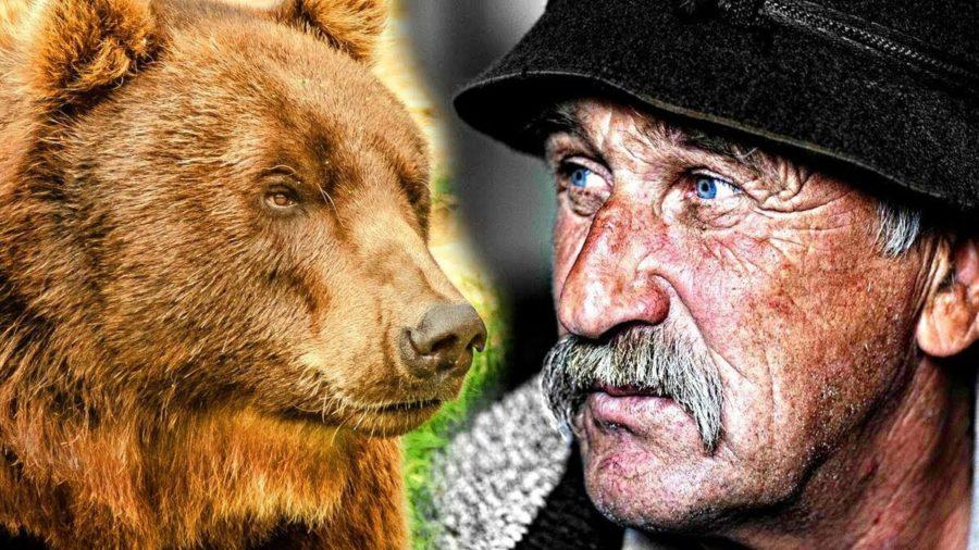 Медведица и лесник