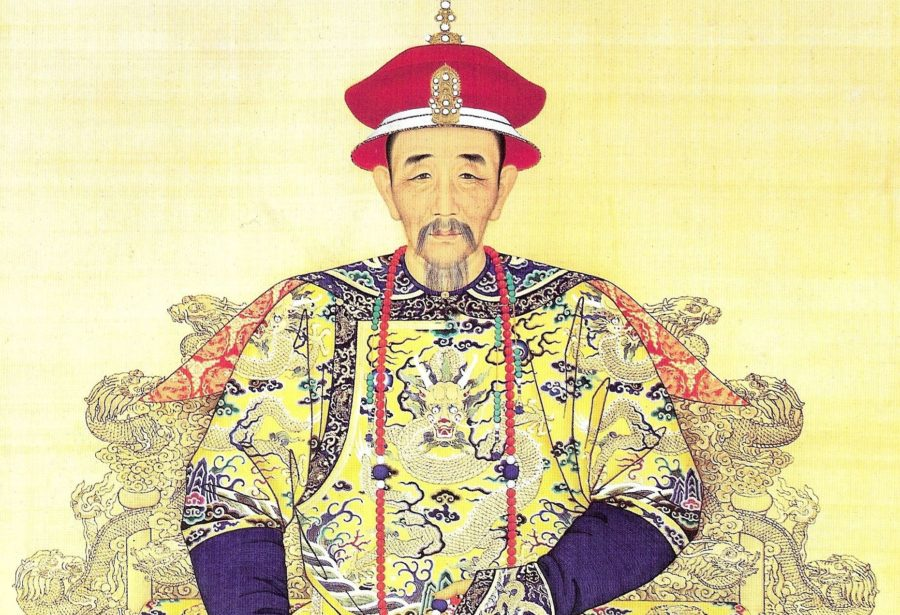 Китайский мандарин чиновник