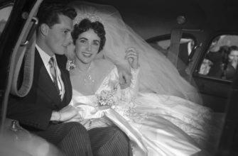 Свадьба знаменитых людей