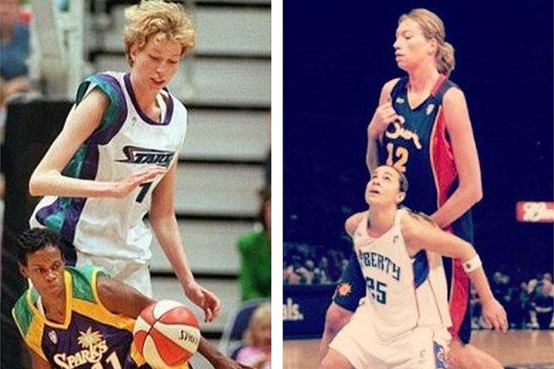 Марго Малгожата Дыдек-Твигг стала известной баскетболисткой
