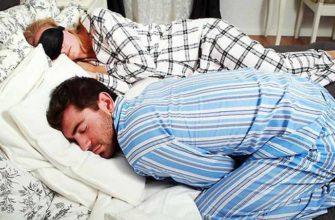 Онемение рук во сне