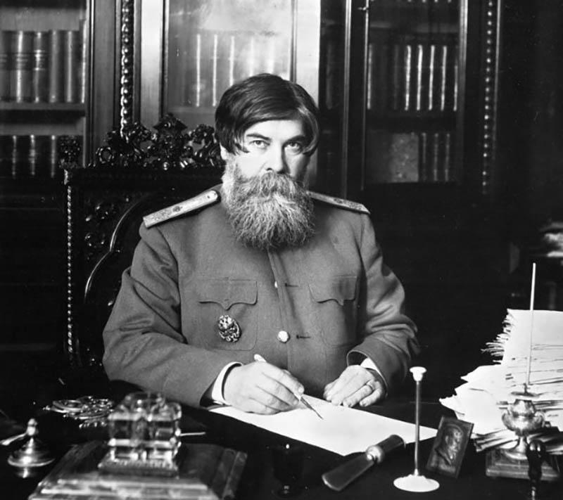 Академик Бехтерев Владимир Михайлович