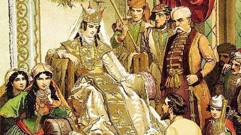 Грузинская царица Тамара