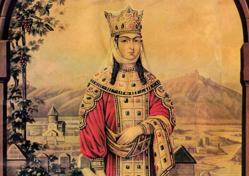 Вклад в развитие христианства  Царица Тамара