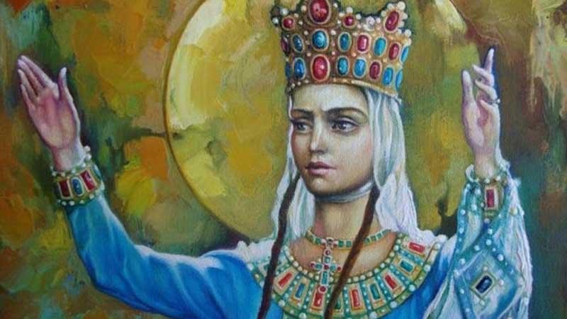 Тамара — великая грузинская царица
