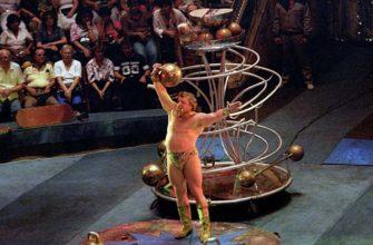 Звезда цирка Дикуль