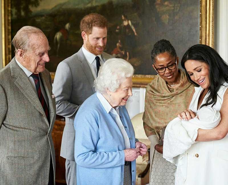 Насыщенная жизнь королевских супругов Великобритании