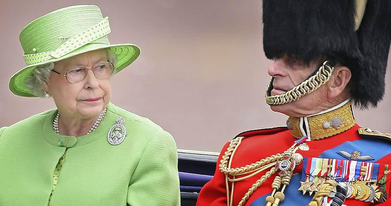 Супружеская жизнь королевы Великобритании
