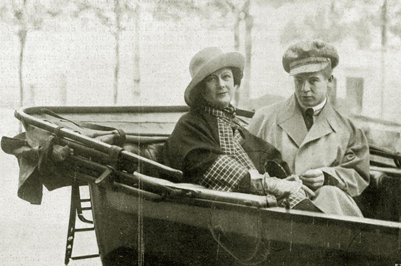 14 сентября 1927 года Айседора вышла из дома в последний раз в своей жизни