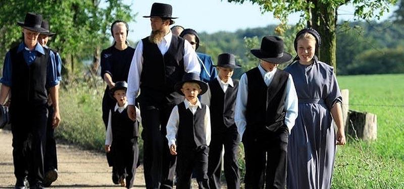 Амиши ведут весьма замкнутый образ жизни