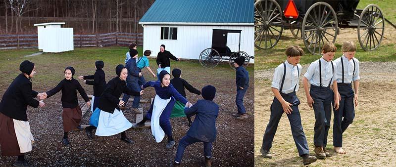 Откуда появились старообрядцы — амиши