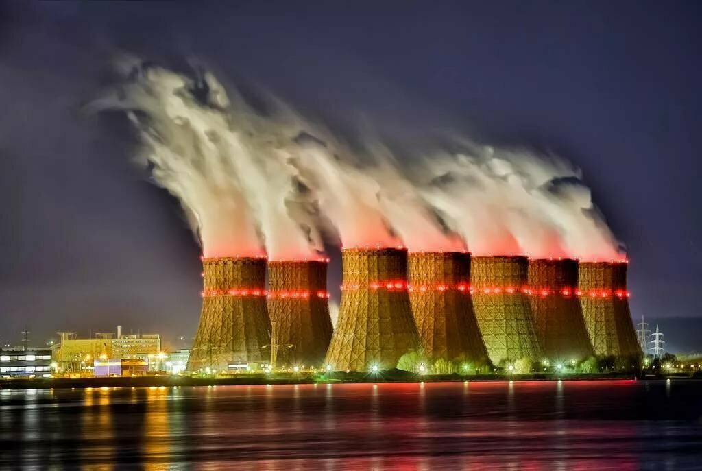 Атомные станции