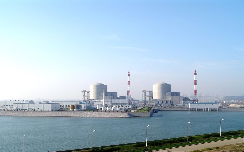 Атомная станция в Китае