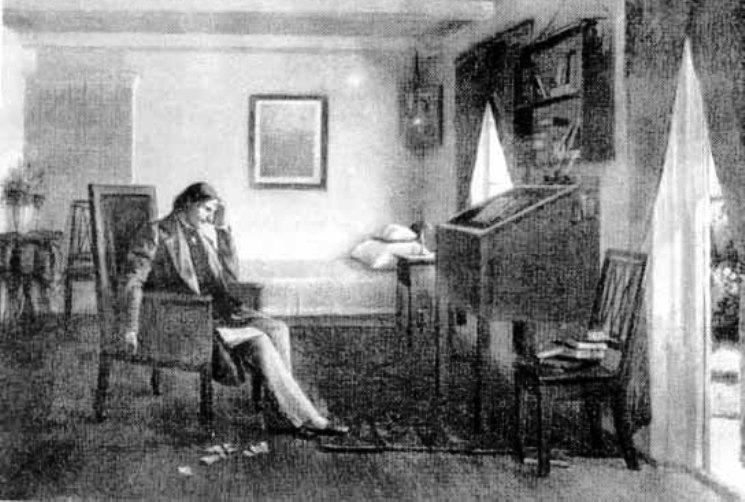 Расстройство психики у Гоголя
