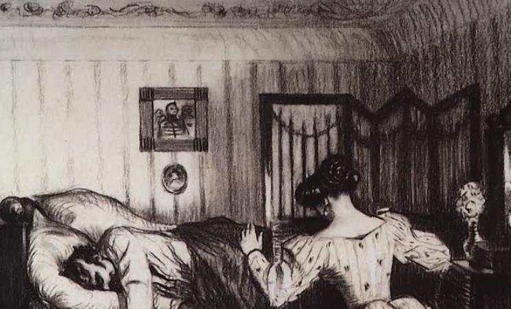 Малярия у Гоголя