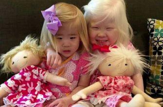 Куклы для детей инвалидов