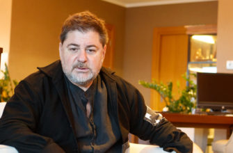 Александр Цекало на Рублевке