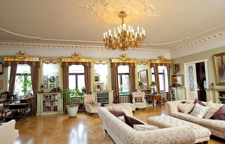 Квартира Анастасии Мельниковой