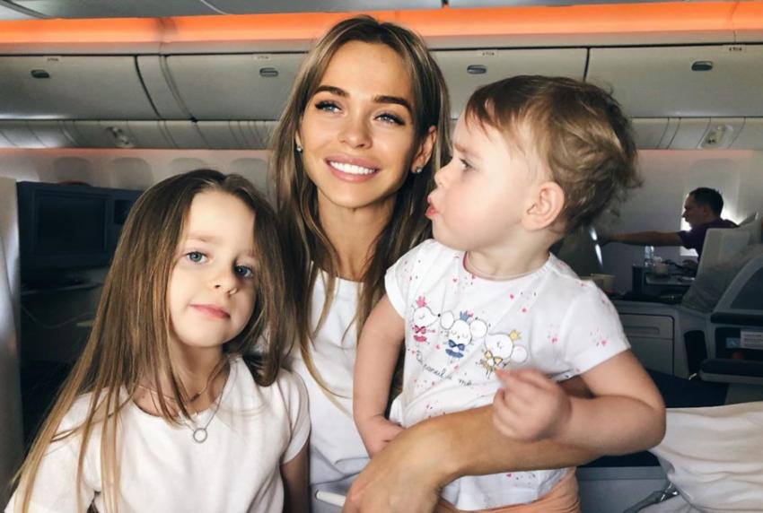 Хилькевич с дочерьми