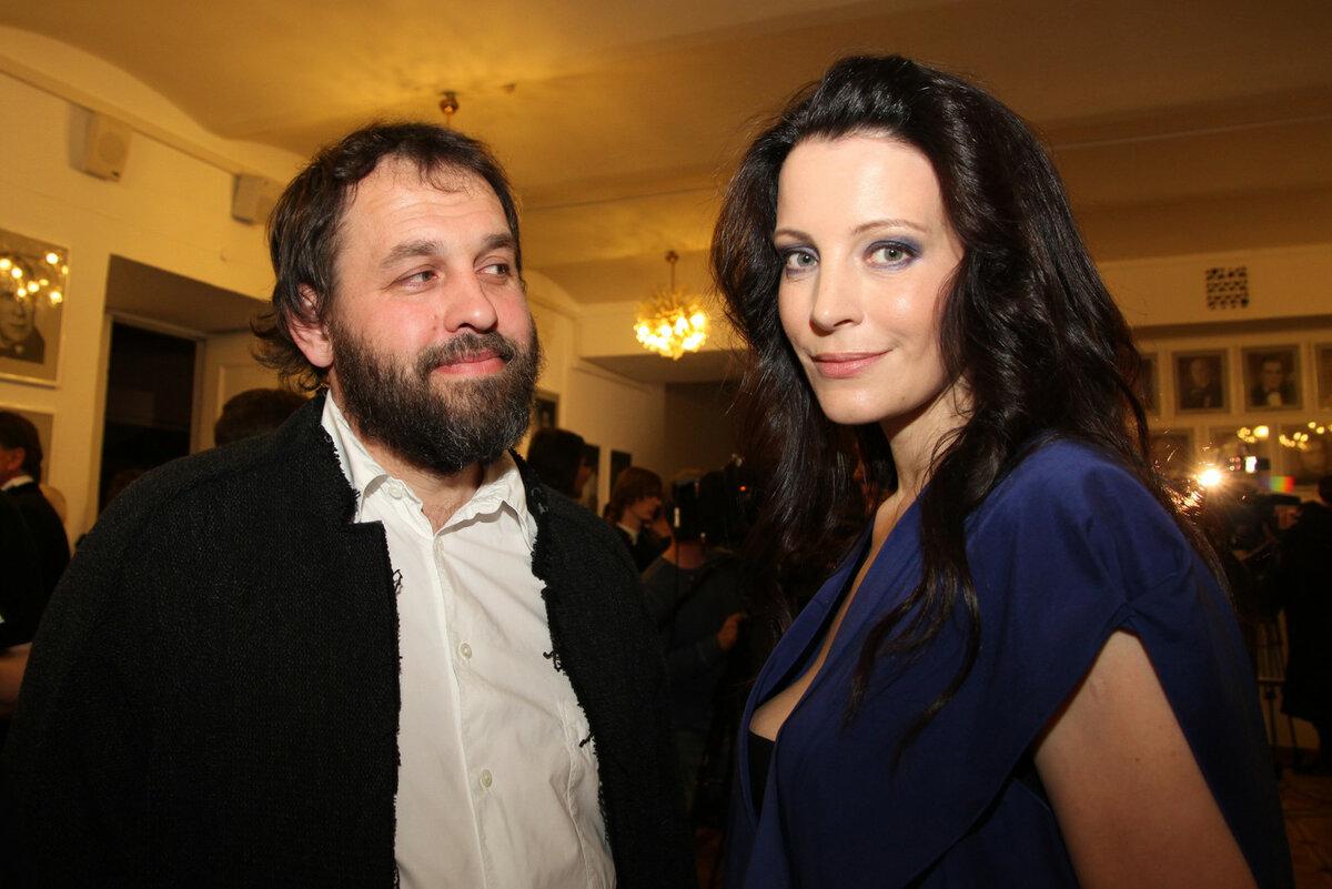 Евгения Крюкова и Гляделкин