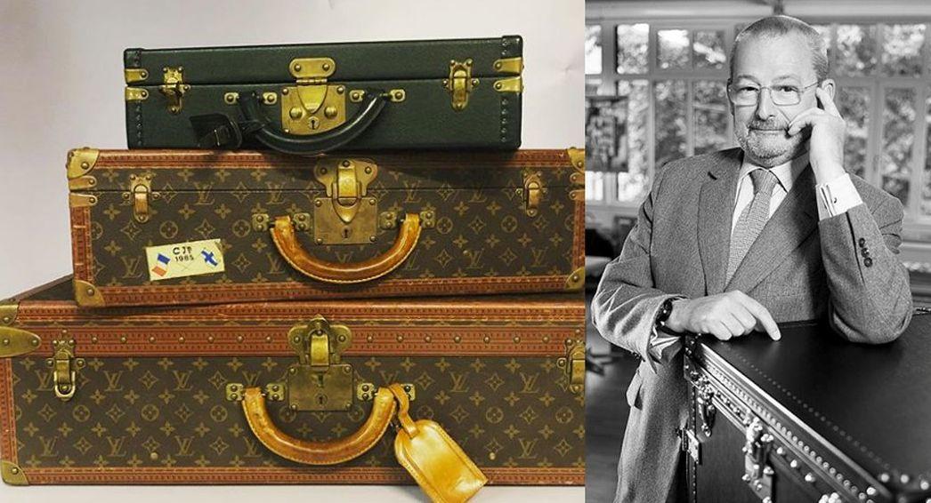 Дорожный чемодан Луи Виттон