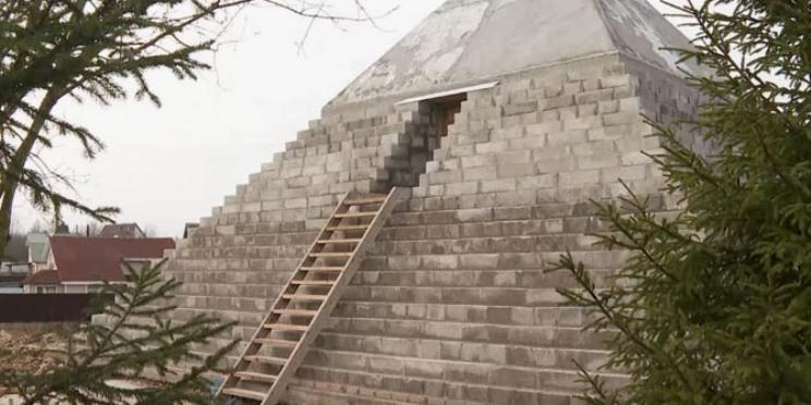 Пирамида семьи Вахрушевых