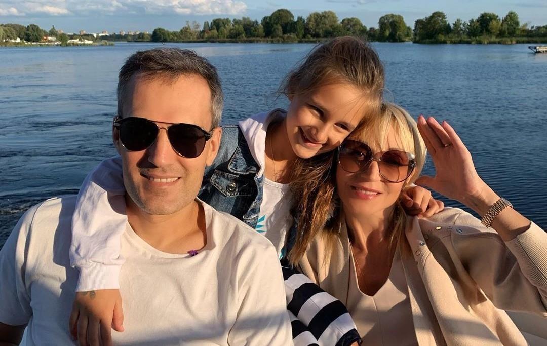 Семья Кристины Орбакайте