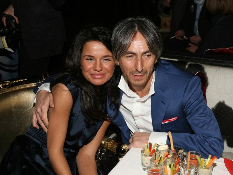 Умар Джабраилов и Алекса